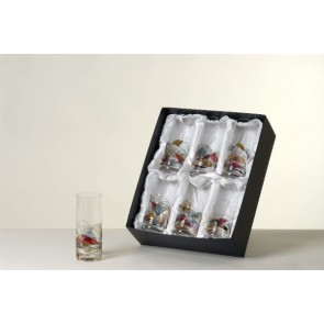 SET VASOS ALTOS LAFLEUR