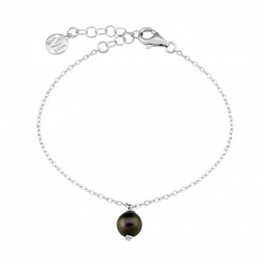 PULSERA DIAMOND gris