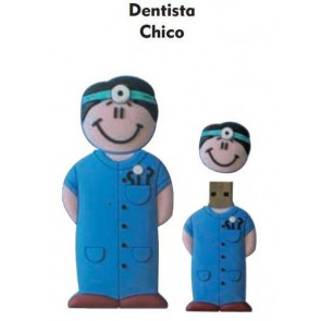 PEN DRIVE DENTISTA  8 GB