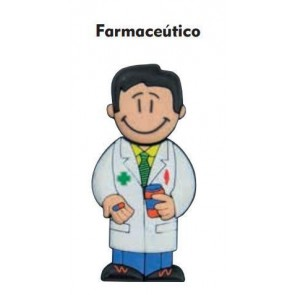 PEN DRIVE FARMACEÚTICO 8 GB