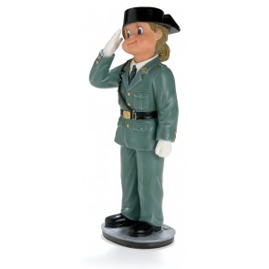 GUARDIA CIVIL MUJER personalizable