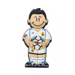PEN DRIVE FUTBOLISTA REAL MADRID 16 GB