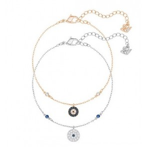 SET DE PULSERAS CRISTAL WISHES EVIL EYE